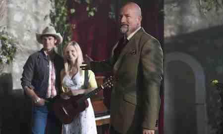 Graham McTavish invites new innocents to the slaughter in Robin Hardy's The Wicker Tree