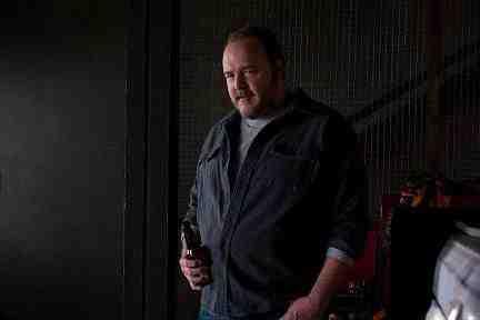 Stan Larsen (Brent Sexton) in The Killing's Keylela