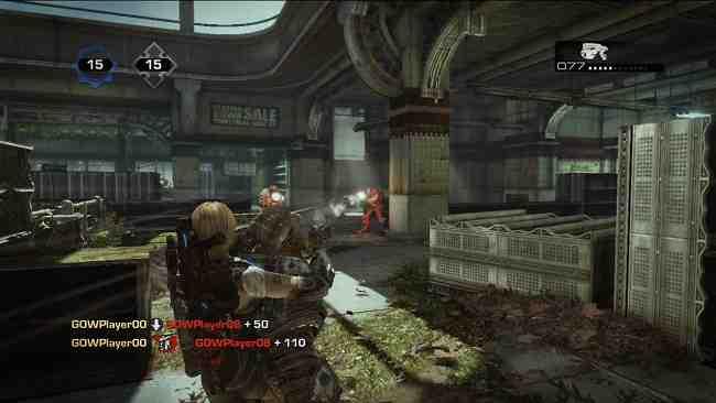Gears of War 3: Multiplayer Match
