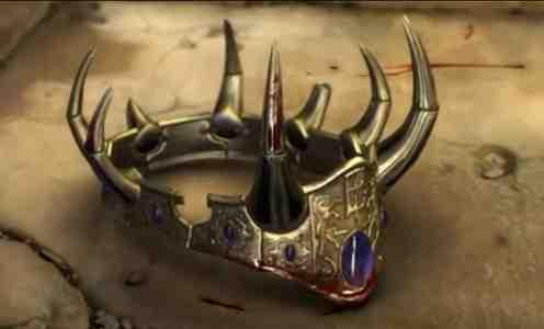 Fallen Crown of King Atari