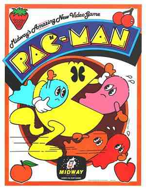 Pac-Man The destroyer