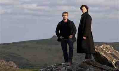 Sherlock Recap: 'The Hounds of Baskerville' 5