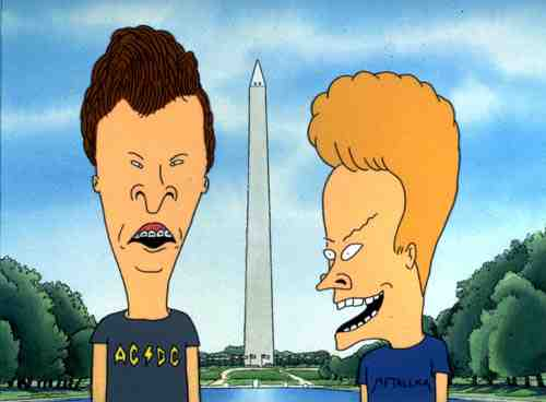 Mike Judge's Beavis and Butt-Head
