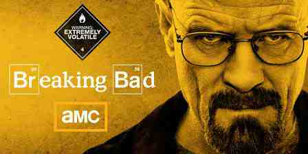The Poster for Season 4 of Breaking Bad