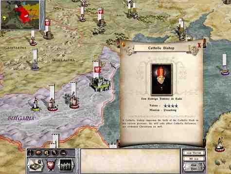 Medieval: Papal War