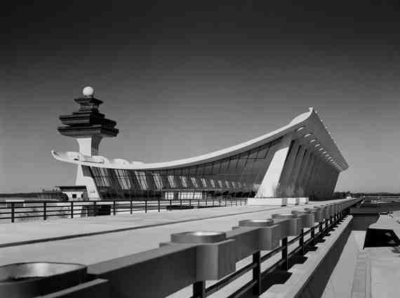 Saarinen Dulles
