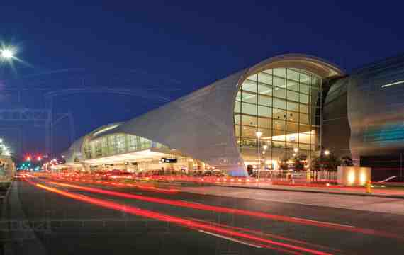 San Jose Int'l Airport Terminal B