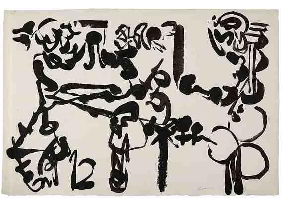 David Smith: Untitled, 1957