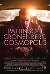 Movie Poster: Cosmopolis