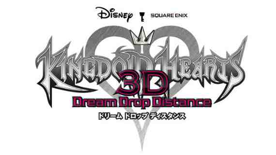 Kingdom Hearts: Dream Drop Distance logo