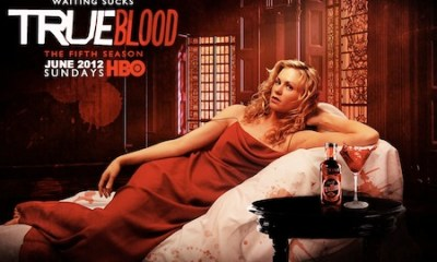 Anna Paquin stars in True Blood Season 5 (2012)