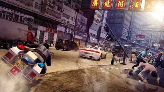 Video Game Review: Sleeping Dogs 10
