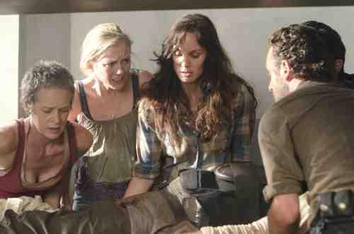 Walking Dead Season 3 Episode 2 Doctoring Hershel