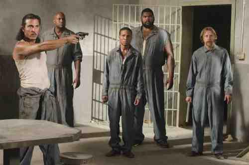 Walking Dead Season 3 Episode 2 prisoners