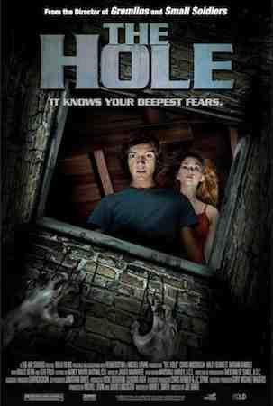 Joe Dante's The Hole promotional poster