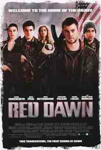 Movie Poster: Red Dawn