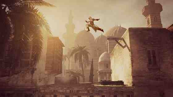 Altair Assassin's Creed Free Running Leap