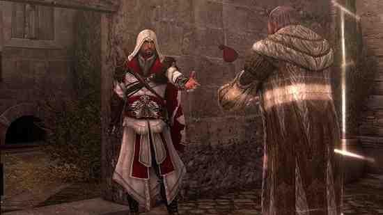 Ezio Makes it rain