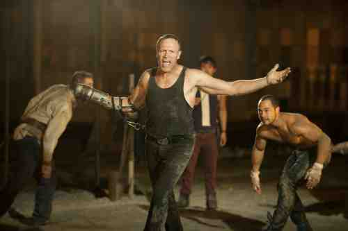 Walking Dead Season 3 Merle
