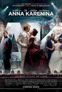 Movie Poster: Anna Karenina