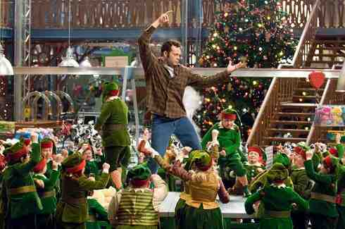 Vince Vaughn in Fred Claus