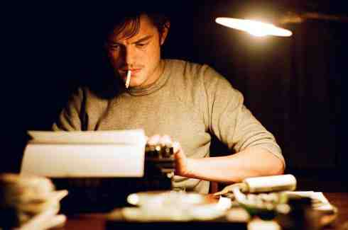 Sam Riley as Sal Paradise in On the Road