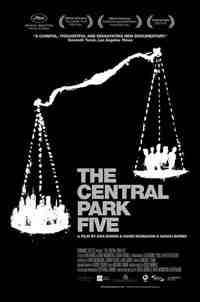 Movie Poster: The Central Park Five