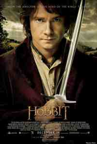 Movie Poster: The Hobbit: An Unexpected Journey