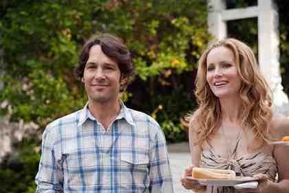 THIS IS 40, l-r: Paul Rudd, Leslie Mann, 2012,