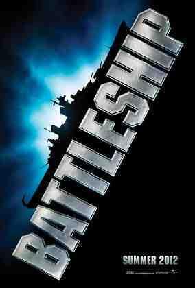 BATTLESHIP, advance poster art, 2012.