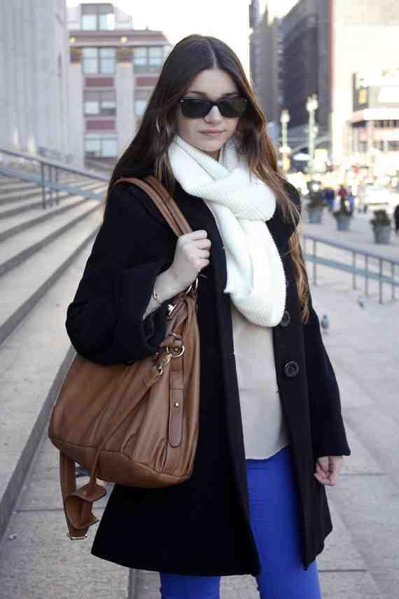 CLR Street Fashion: Toni in New York City 3