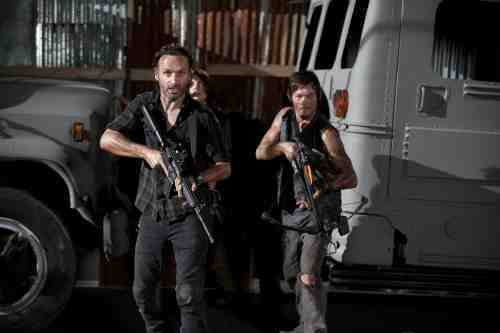 Walking Dead Season 3 Episode 9 Rick Daryl