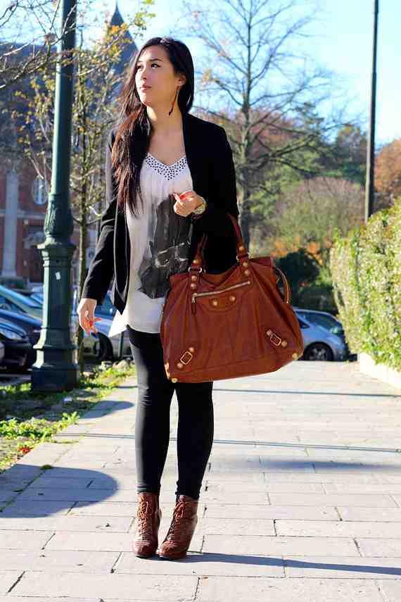 CLR Street Fashion: Y-Van in Brussels