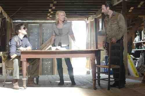 Walking Dead Governor Andrea Rick
