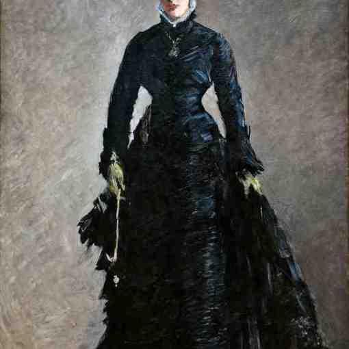 Édouard Manet: The Parisienne