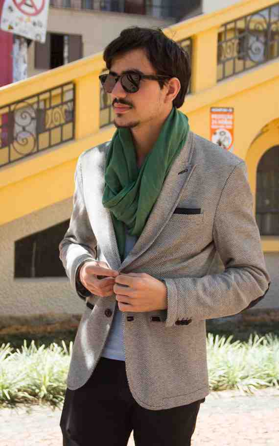 CLR Street Fashion: Dante in Brazil