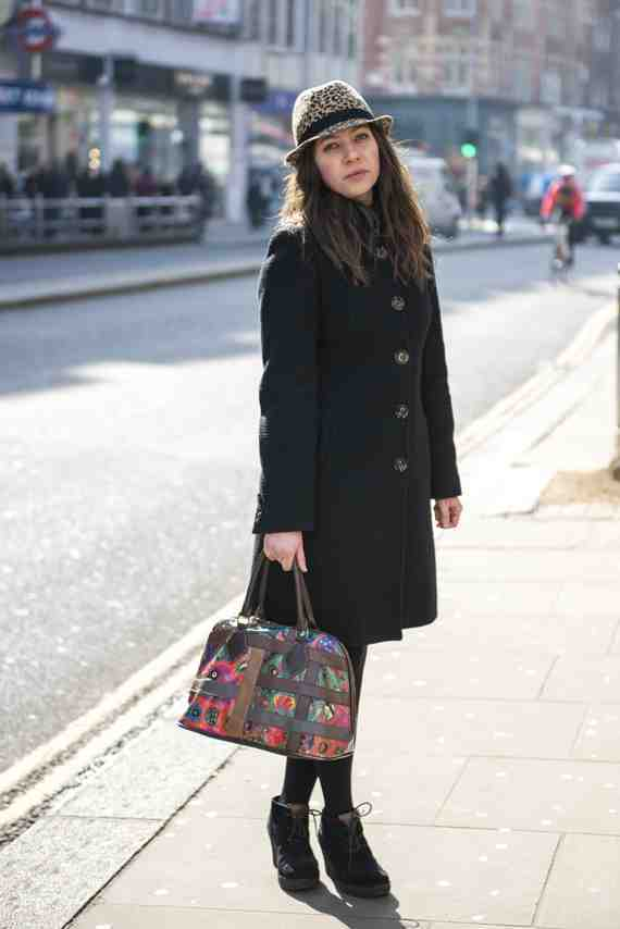 CLR Street Fashion: Gemma in London