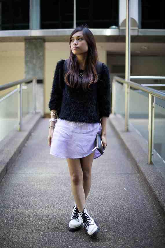 CLR Street Fashion: Jo in Sydney