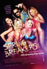 Movie Poster: Spring Breakers