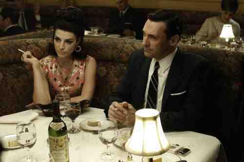 Mad Men Season 6 Don and Megan