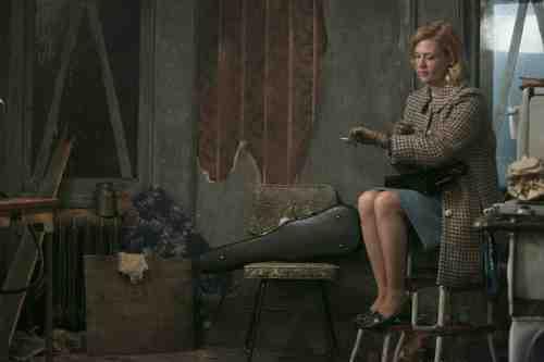 Mad Men Season 6 Premiere Betty Draper Francis