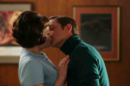 Mad Men Season 6 Peggy Ted
