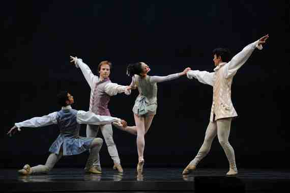 San Francisco Ballet: Criss-Cross