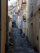 via Cipresso, Calitri, Italy