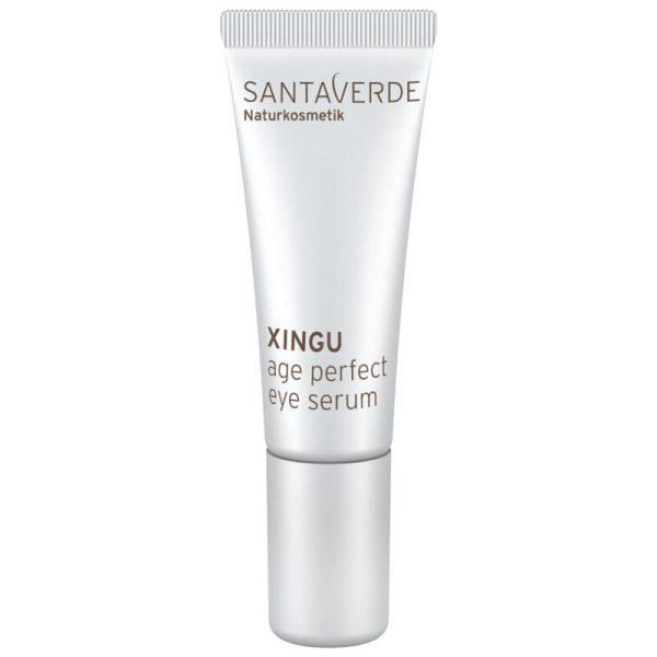 Santaverde Naturkosmetik Xingu age perfect eye serum