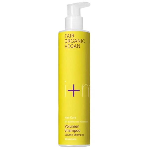 i+m Haircare Volumen Shampoo Weizenkeim