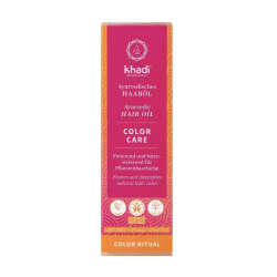 KHADI COLOUR CARE AYURVEDIC HAIR OIL, 50 ML