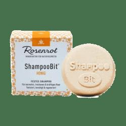 Rosenrot ShampooBit Shampoo Bit Honig