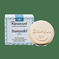 Rosenrot ShampooBit Shampoo Bit Kokos