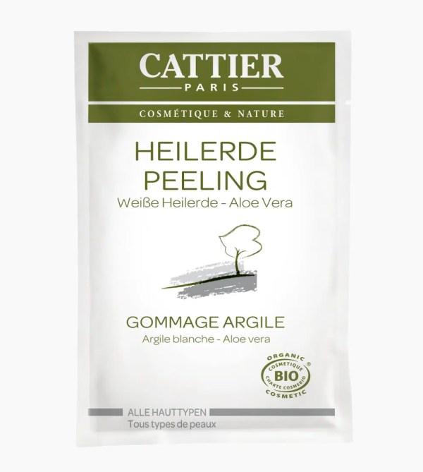 Cattier Sachet WEISSE HEILERDE PEELING